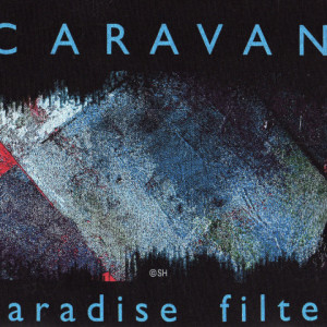 Caravan Paradise Filter T-shirt 2014