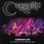 Caravan Live at RoSfest DVD Front Cover - compact