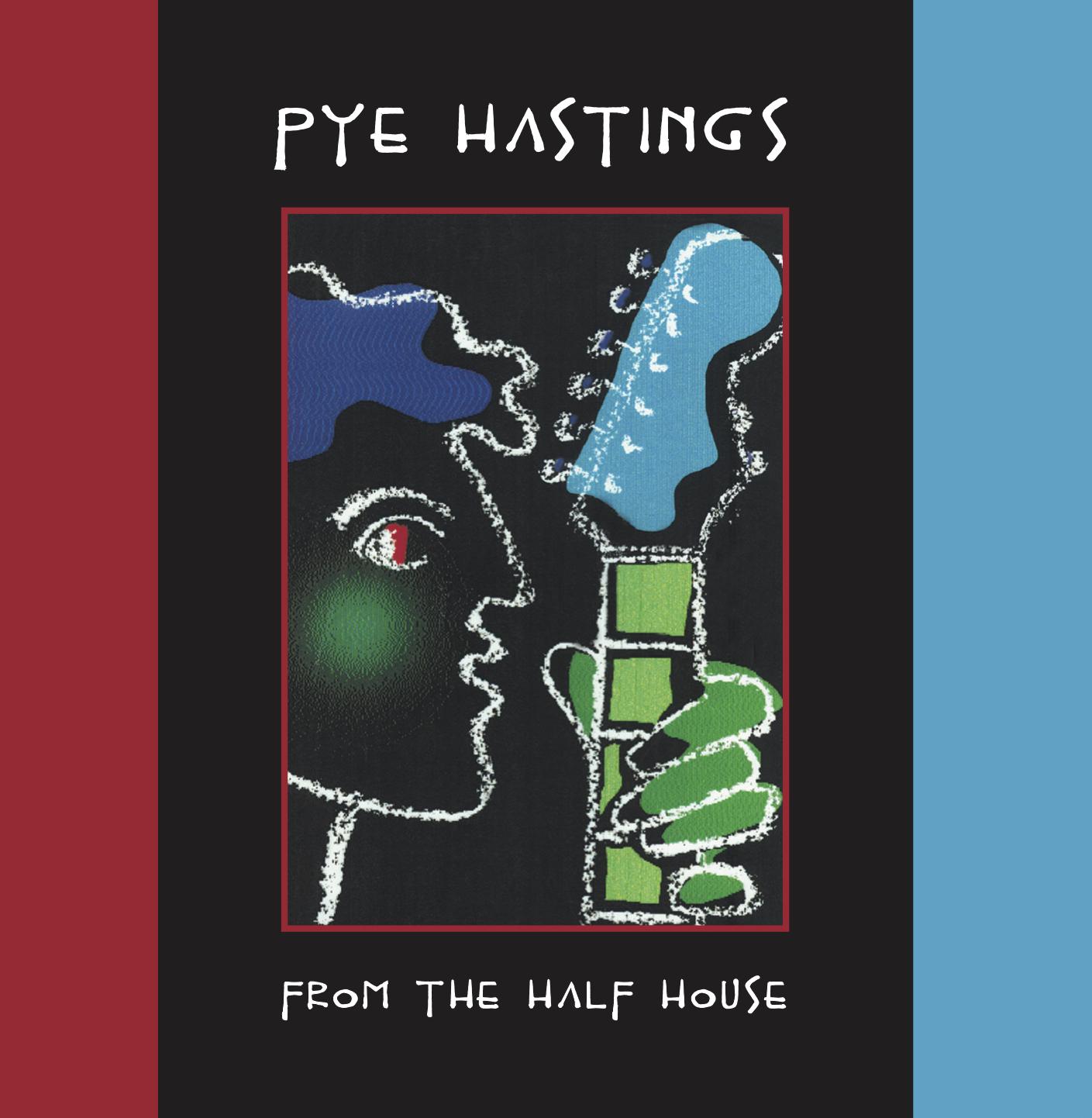Pye Hastings solo album