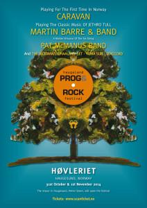 Haugaland  Festival NORWAY 1st Nov 2014 @ Holvleriet